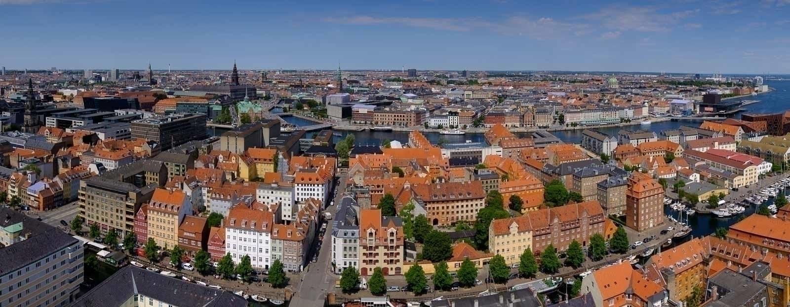 Panorama View Kopenhagen Vor Fr - velviake | ello