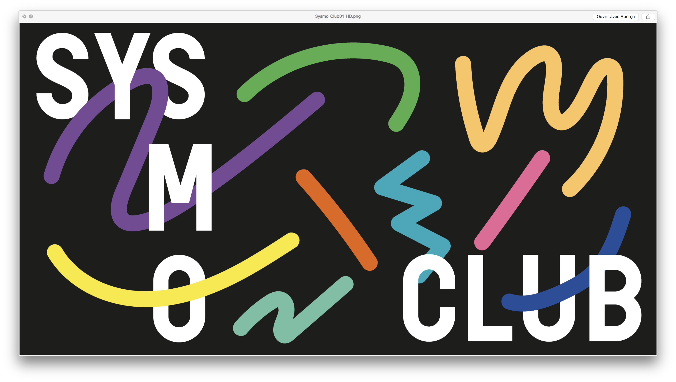 working sysmo club identity - timcolmant   ello