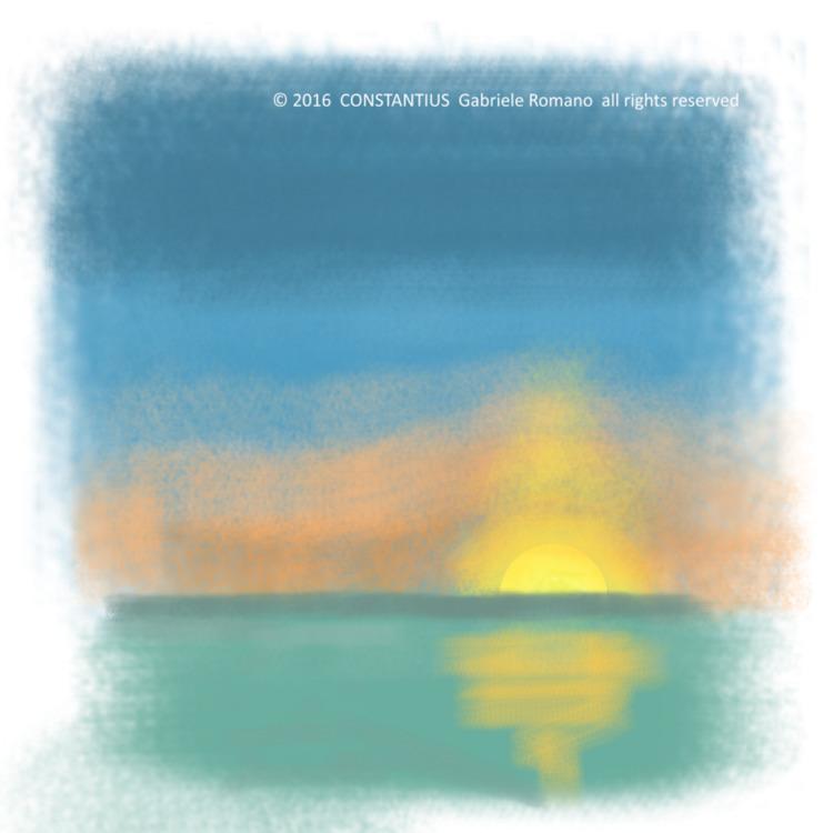 del tramonto 2016 (2015 - gabrieleromano | ello