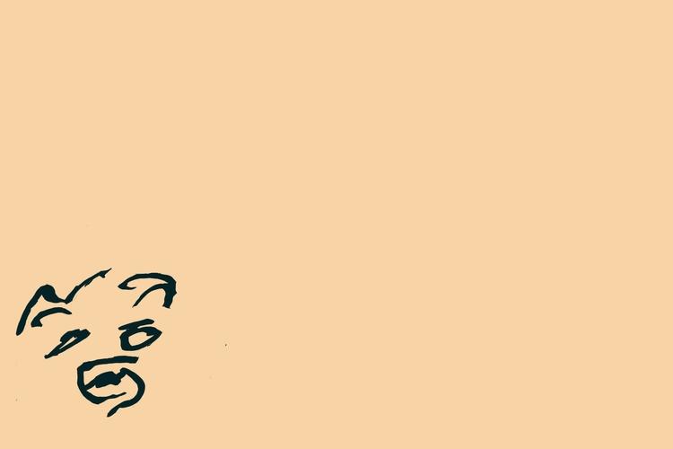 Bear (Beige - art, design, illustration - jkalamarz | ello