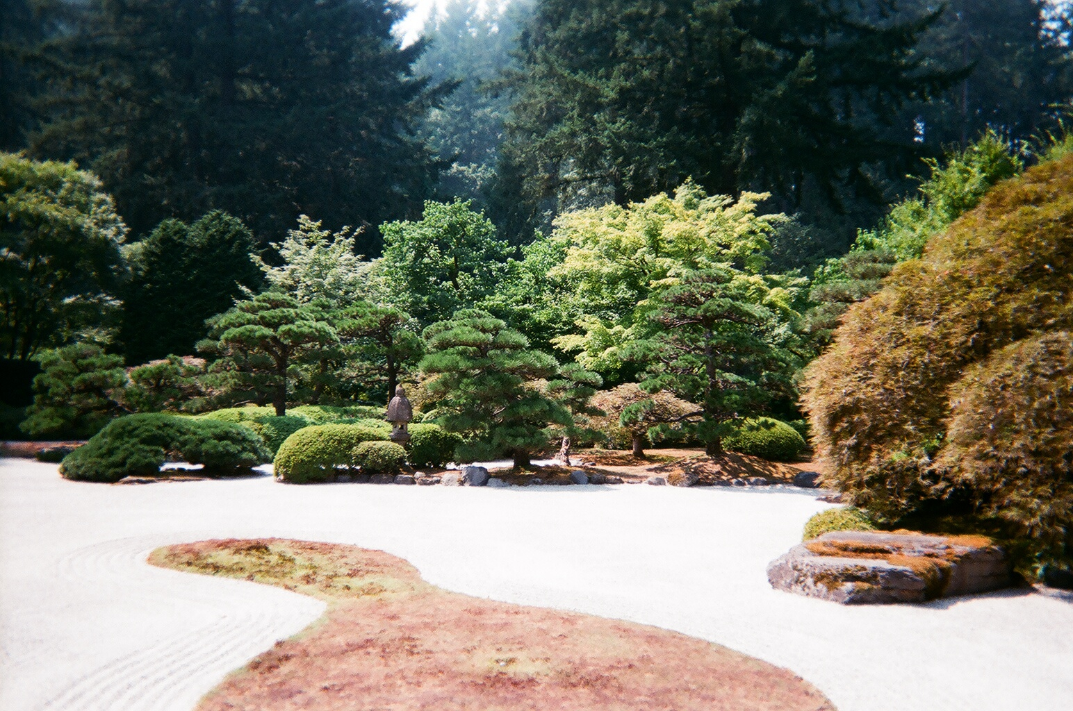 zen garden. august 2017 - fujifilm - unhannahm | ello