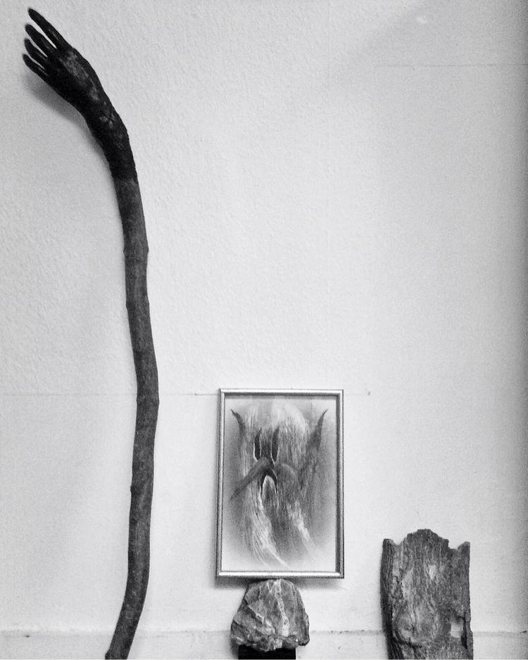 'Burnt Offerings - fiacielen, contemporaryart - studiofiacielen | ello