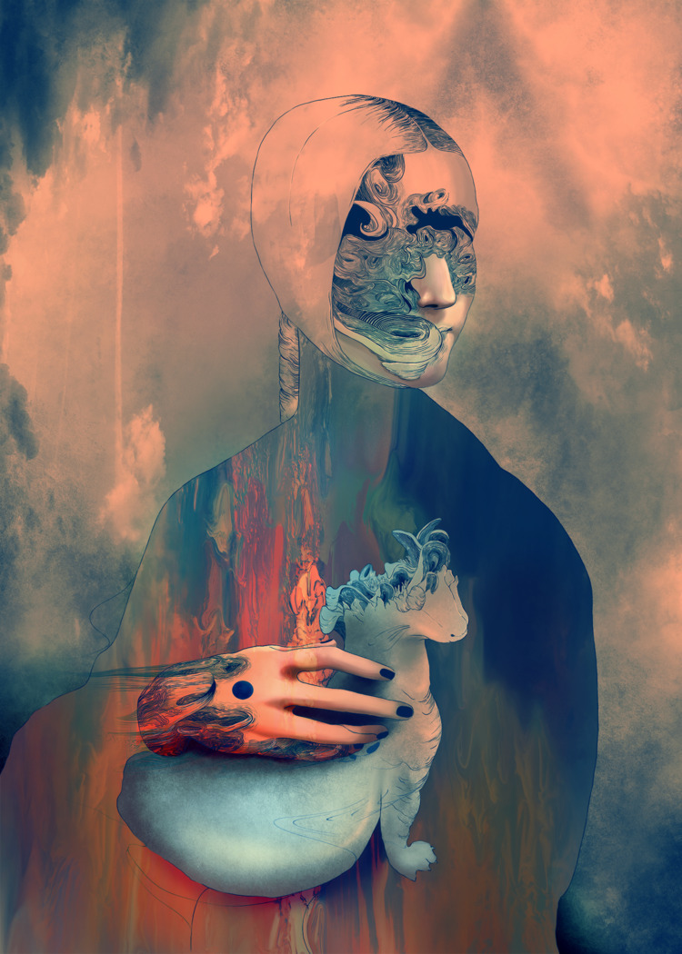 La Dama con el Armiño interpret - alterlier | ello