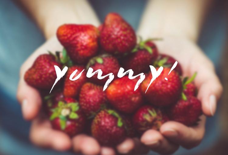 Dreaming strawberries... month  - nantia | ello