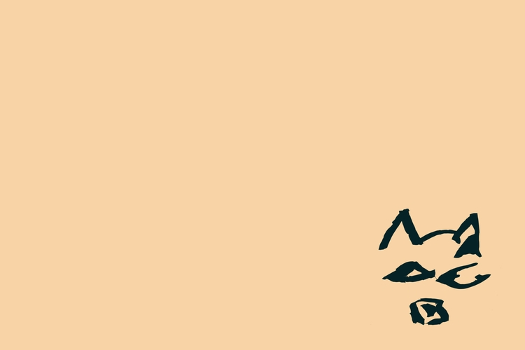 Wolf - art, design, minimalism, illustration - jkalamarz | ello