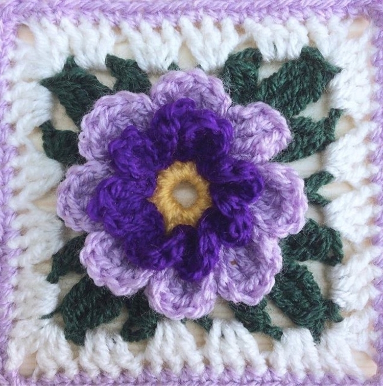 crochet, yarnaddicted, maker - joyfulfluff | ello