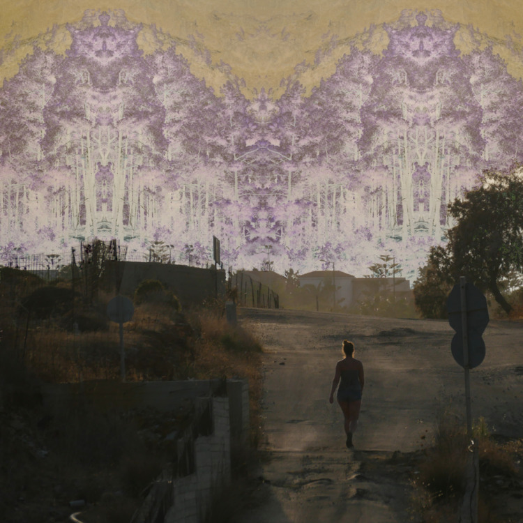 Long Road - digital, lumix, GH4 - outerheaven   ello