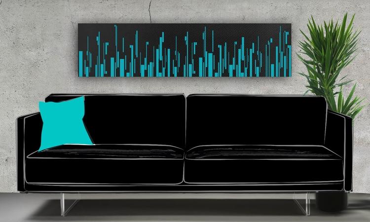 buy - motif_lights, geometric, pattern - overcatbe   ello
