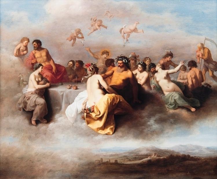 Gathering Gods Clouds Cornelius - valosalo | ello
