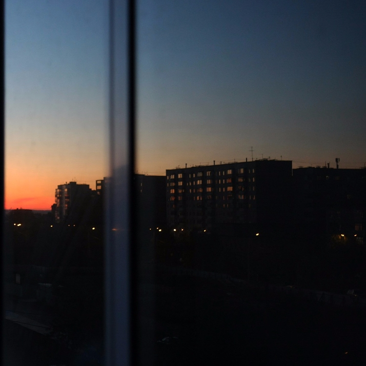 sunset, reflection - navik_white | ello