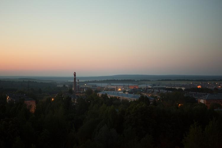 city, sunset - navik_white | ello