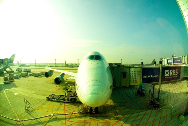 gonna ride big jet plane... hey - christofkessemeier | ello