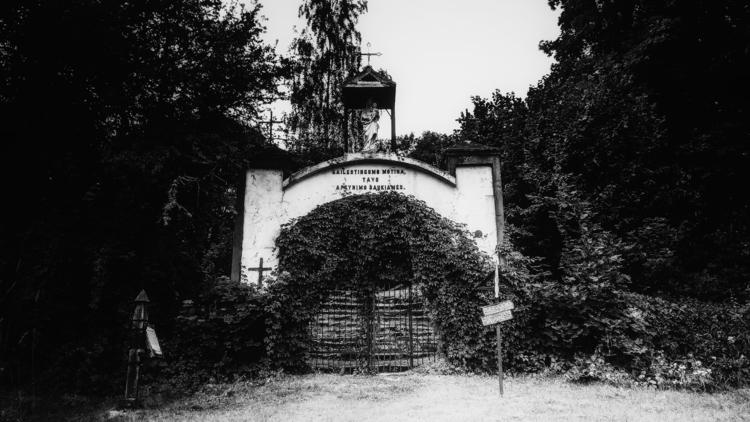 cemetery, blackandwhite, blackandwhitephotography - beheroght | ello