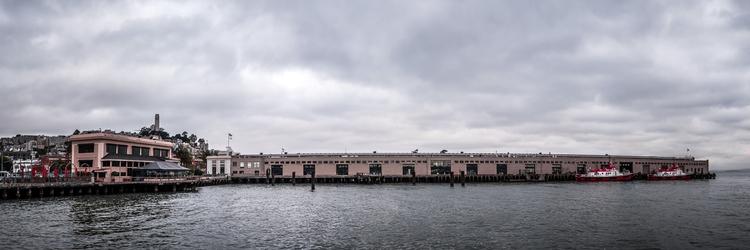 Long Pier San 9 reaches cloud-c - mattgharvey | ello