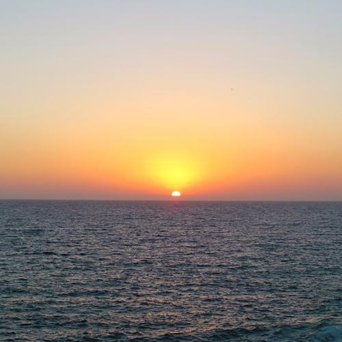 distant sun - photography, sunset - anishacreations | ello