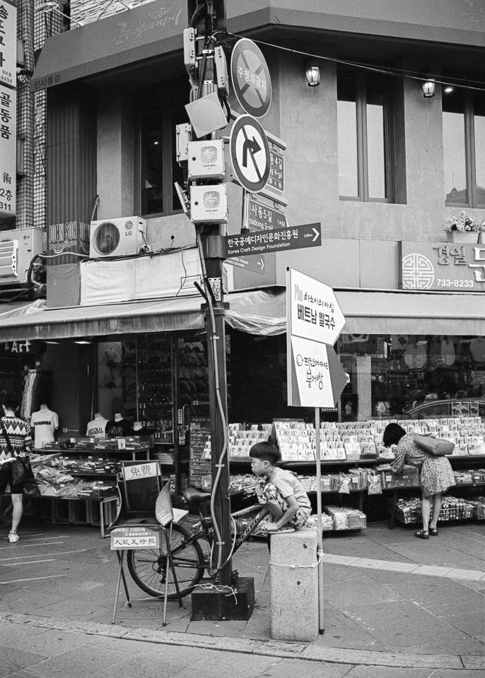 Seoul, 2017. Leica M4, 400, Xto - stanleyomar | ello