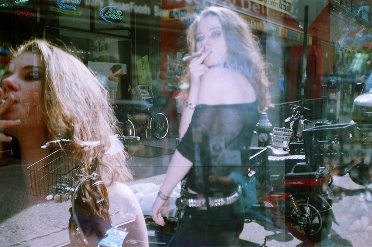 35mm, nyc, lowereastside, rocknroll - nightwitch | ello