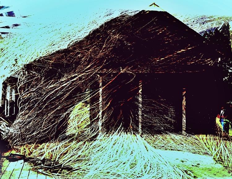 Day Dream House Tipit Rise, Fis - jmbowers | ello
