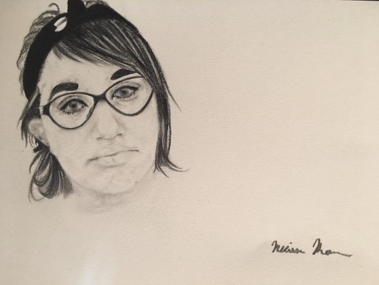 Portraits- Melissa Romeo Handbo - missymel6 | ello