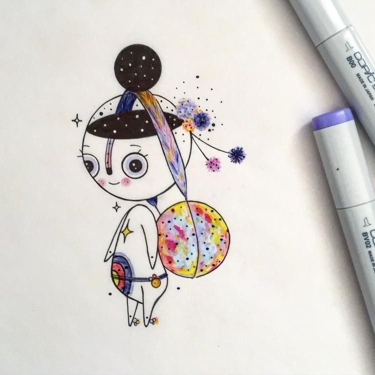 Doodle time - suagape | ello