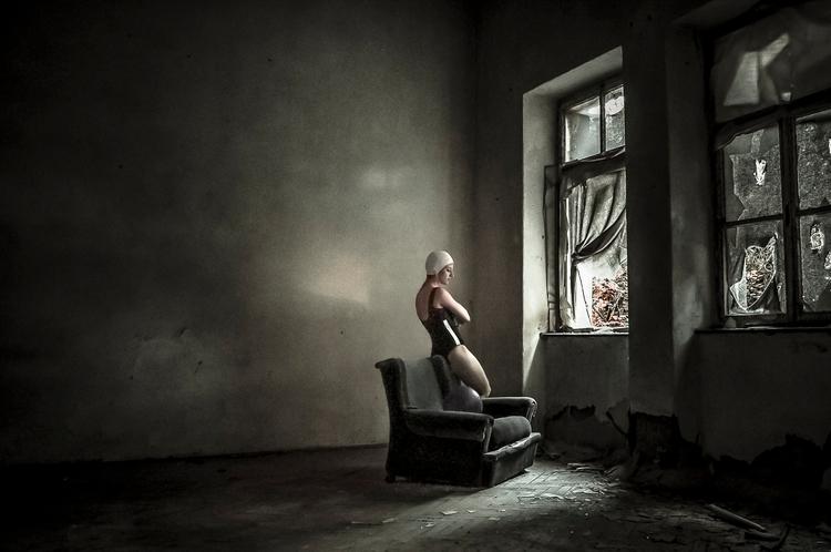 Photographer:Luciano Corti Mod - darkbeautymag | ello