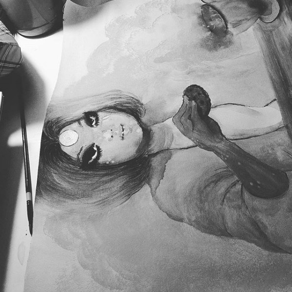 Work progress part 1 - anneliolanderberglund | ello