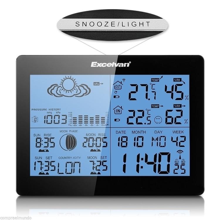 Wireless, Weather, Station, WeatherForecast - bagyi | ello