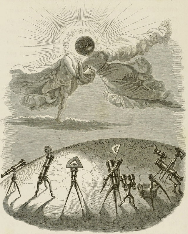 Grandville: Solar Eclipse, late - arthurboehm | ello