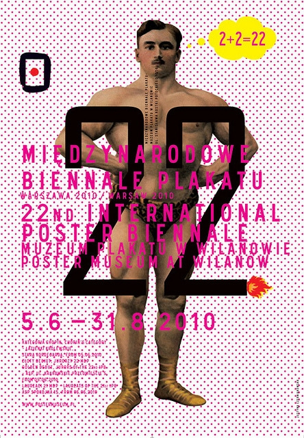 22nd Poster Biennale, Poland, 2 - arthurboehm | ello