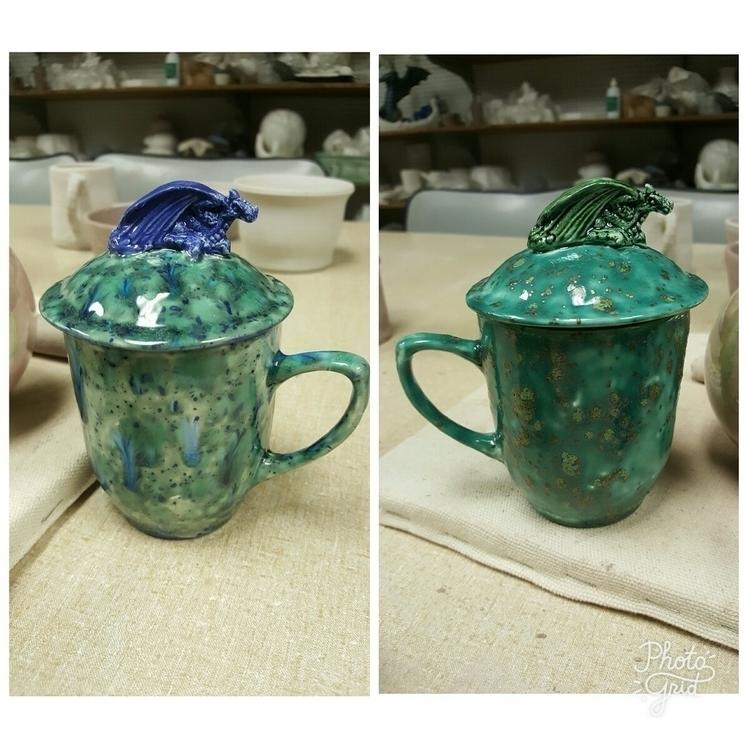 Loving glazes turned lidded dra - hiddenlegacy | ello