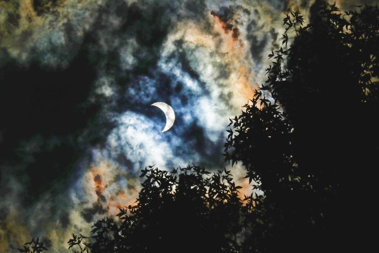 Maryland, USA - Eclipse - photography - jvinfante | ello