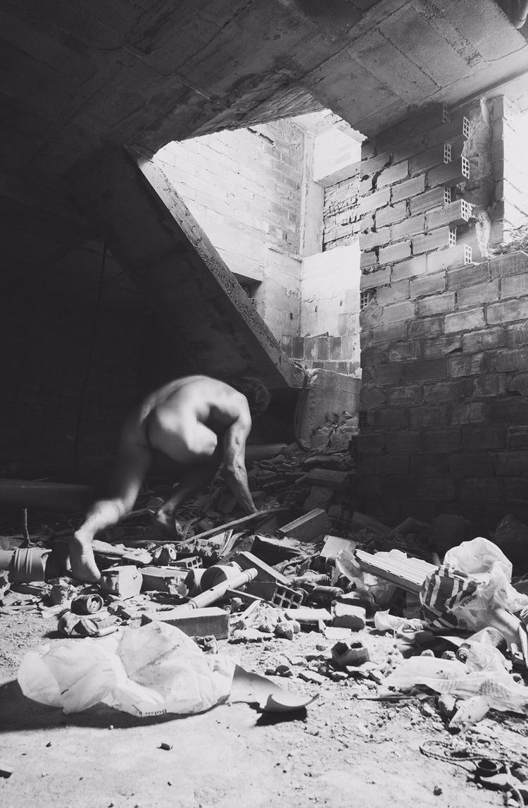 clothes - soul, dirt, bricks, construction - natxodiego | ello