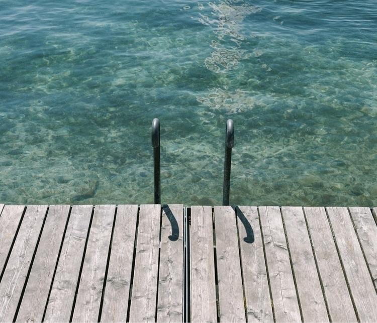 Paquis Des Bains Beach day Pier - timbow | ello