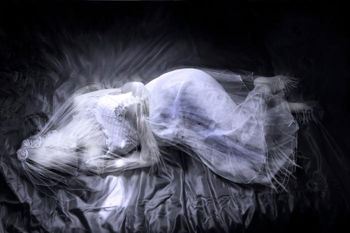Aging death: veil - bloodfawn | ello