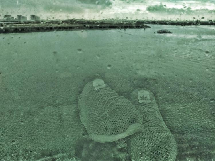 Stranded ground ocean. bottles  - victoriainthewoods | ello