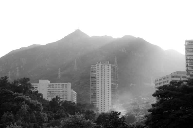 Smoke Fog sky Tuen Mun Mun, Hon - candychann | ello