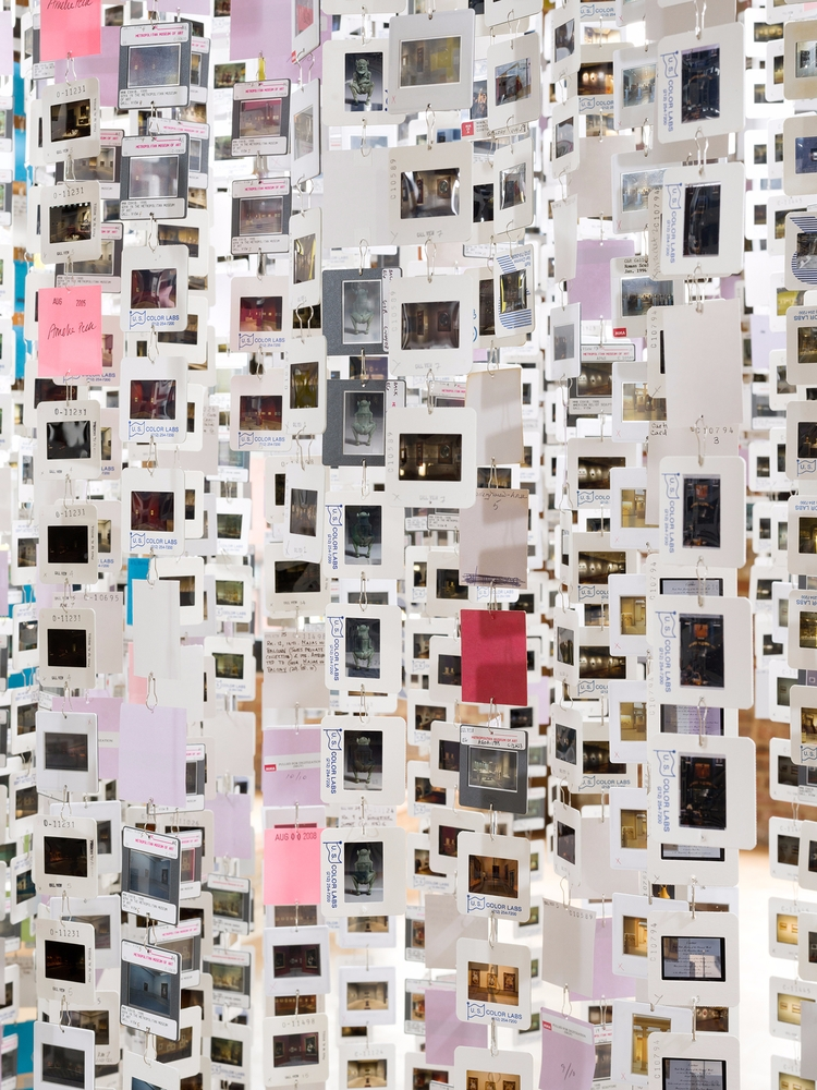 Jean Shin: MetaCloud - art, installations - valosalo | ello