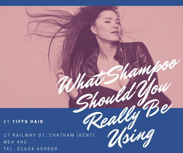 Shampoo Knowing hair type key f - harperamanda | ello