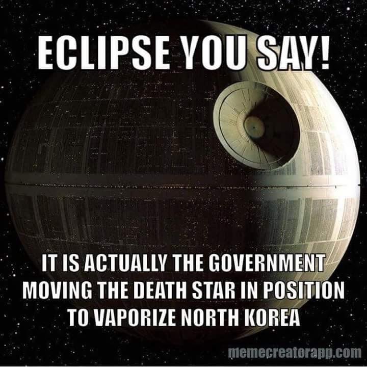 thought eclipse - SolarEclispe2017 - esquirephotography | ello