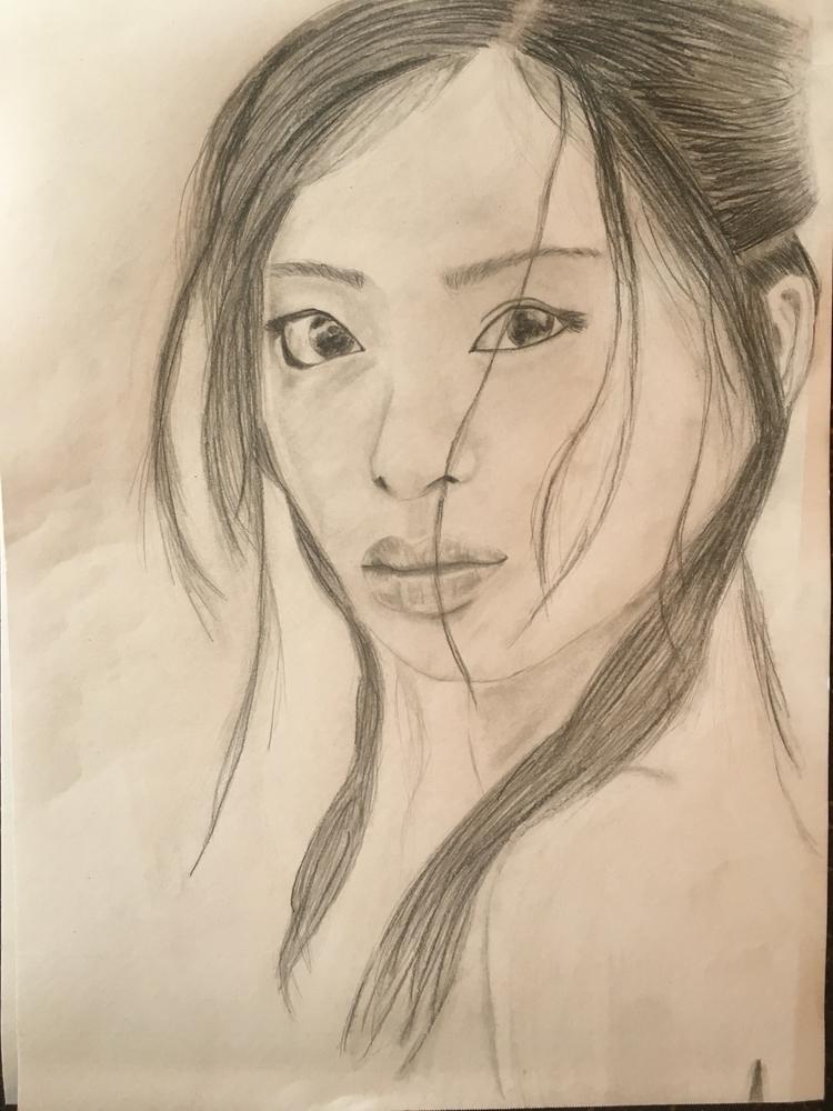 portrait - sketch, drawingideas - jellytots | ello