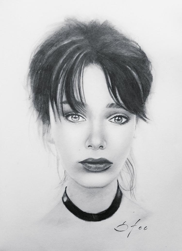 Renata. 2017. Pencil paper - mattstec | ello