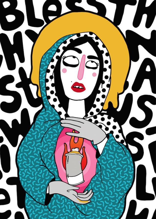 Vanessa Teodoro, illustrator st - vanessateodoro   ello
