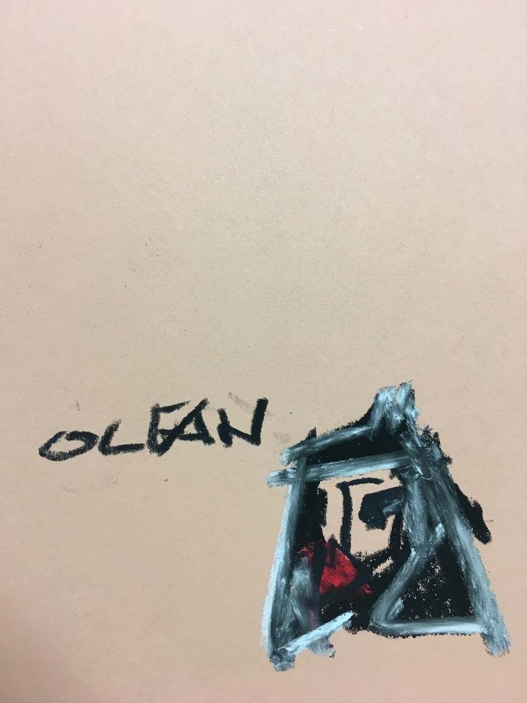 Ocean, 2017 - lofi, art, drawing - jkalamarz | ello