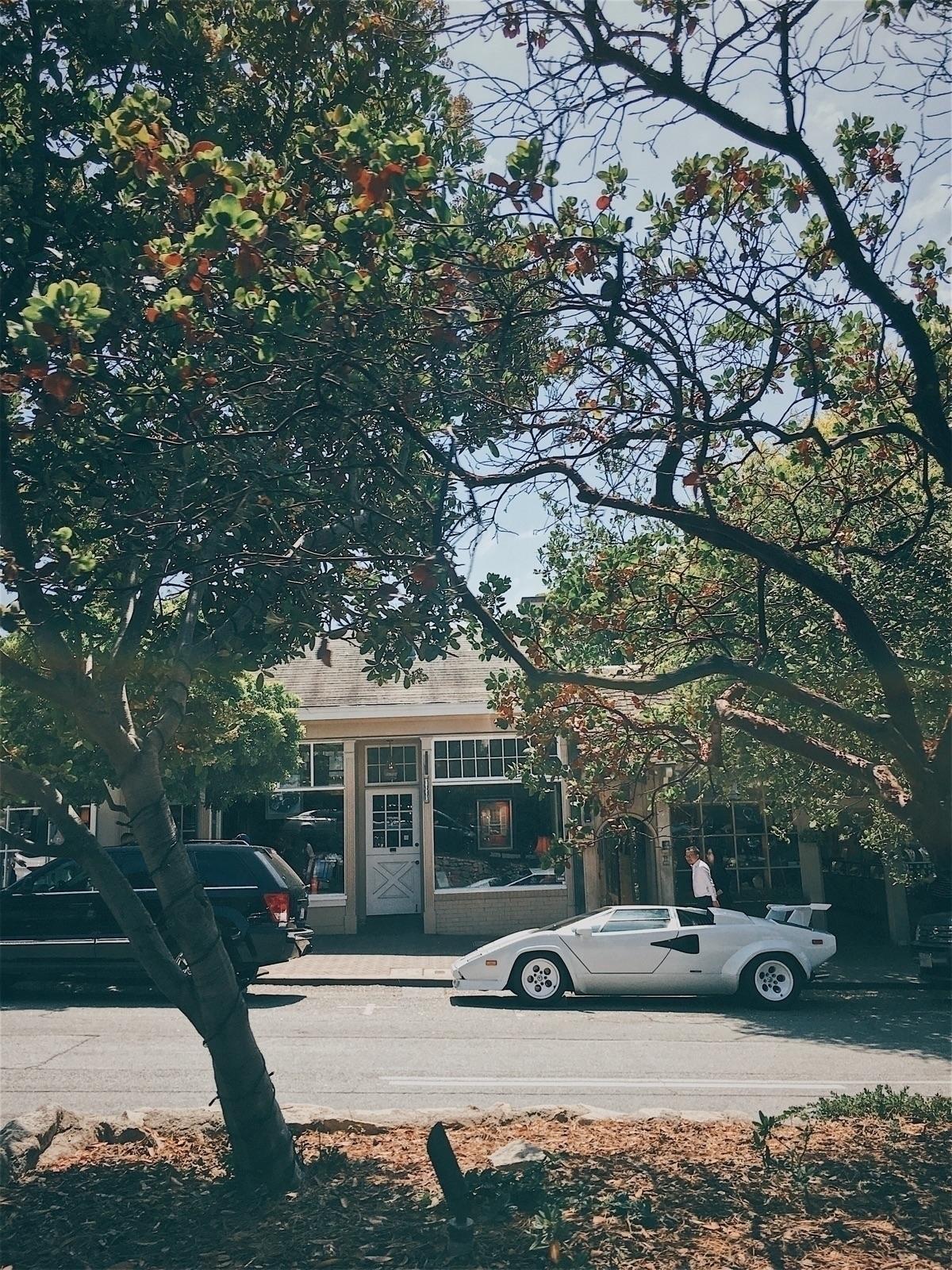 week car Monterey Bay - lamborghini - tramod | ello