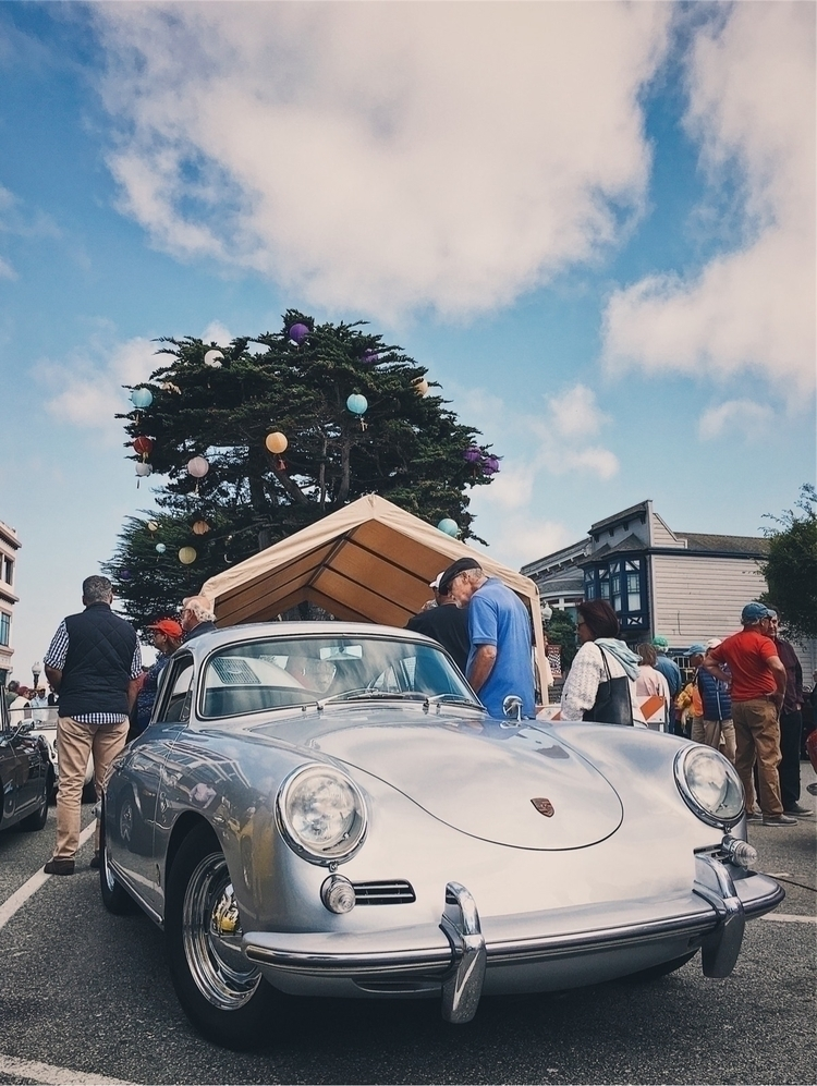 Porsche 356 - monterey, monteteycarweek - tramod | ello