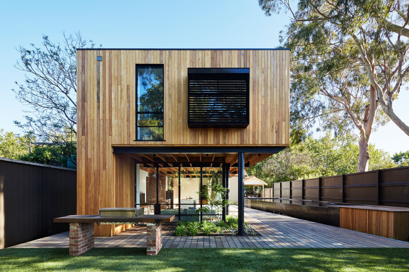 Park House tenfiftyfive - architecture - red_wolf | ello