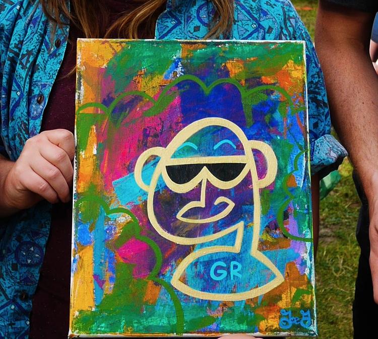 popart, colorful, painting, art - j0eg | ello