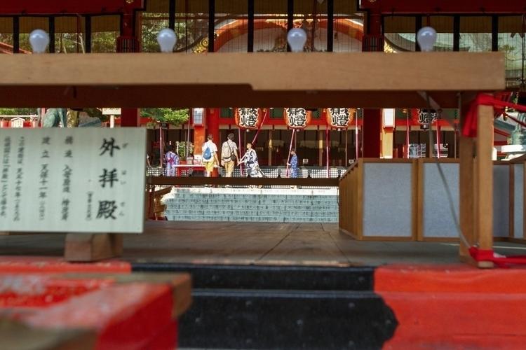 Fushimi Inari Shrine, Kyoto, Ja - candychann | ello