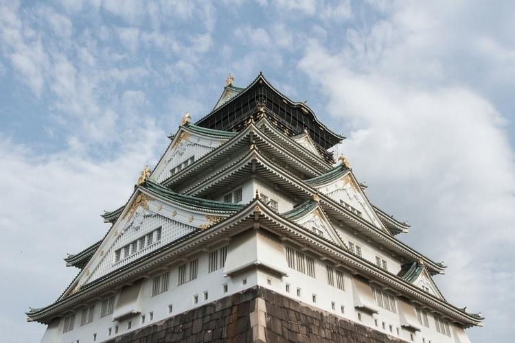 Osaka Castle, Prefecture, Japan - candychann | ello