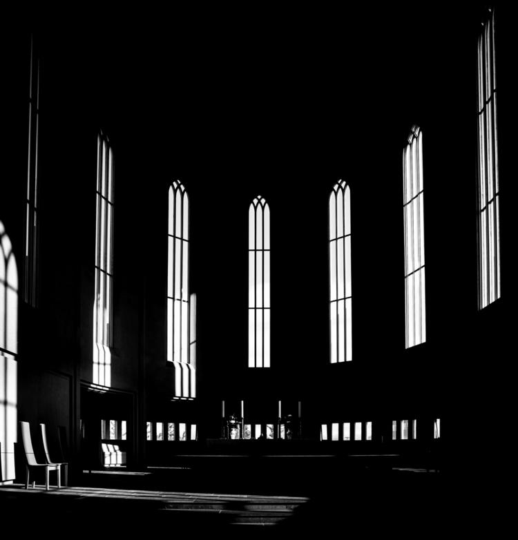 Hallgrimskirkja - Interior http - junwin | ello